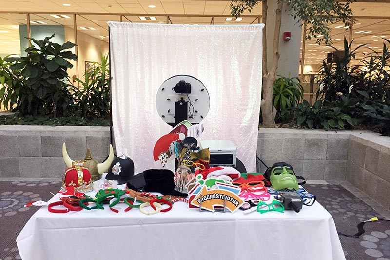 Chattanooga photo booth rentals